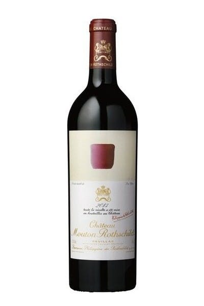Chateau Mouton Rothschild 2013