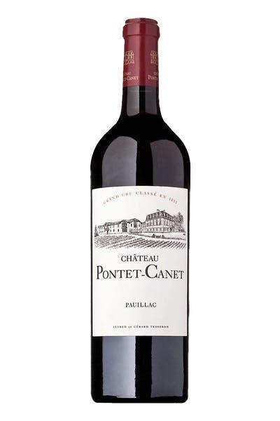 Chateau Pontet Canet Pauillac 2003
