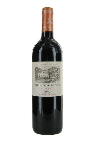 Chateau Saint Pierre St Julien 2005