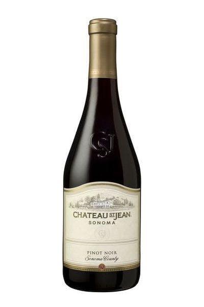 Chateau St. Jean Pinot Noir