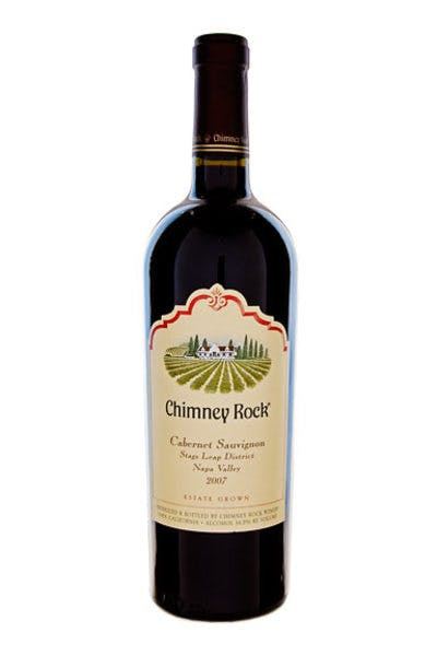 Chimney Rock Cabernet Sauvignon Stags 2010