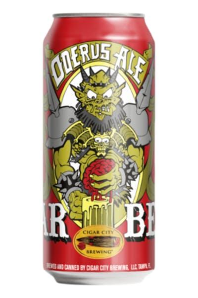 Cigar City GWAR Beer Oderus Ale