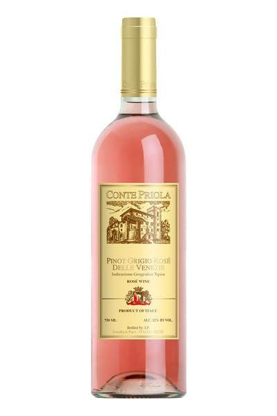 Conte Priola Pinot Grigio Rose