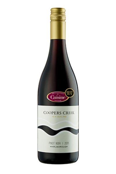Coopers Creek Pinot Noir