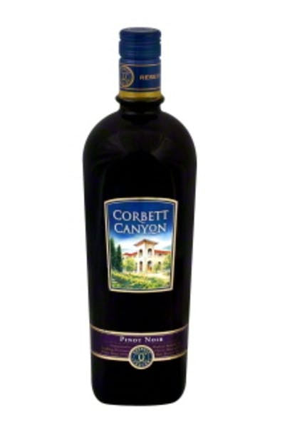 Corbett Canyon Pinot Noir