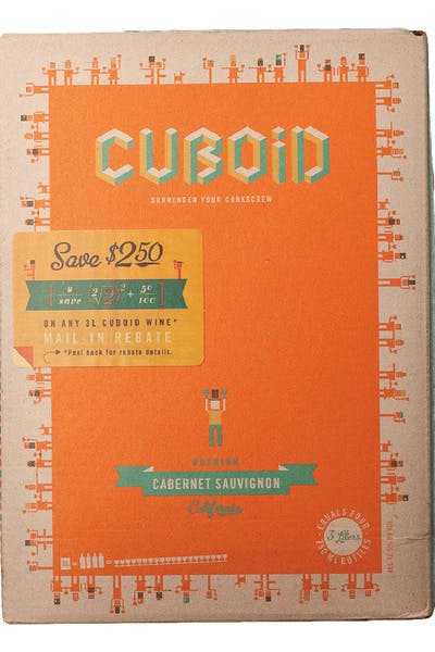Cuboid Cabernet California