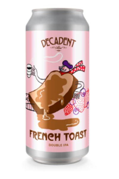 Decadent French Toast Double IPA