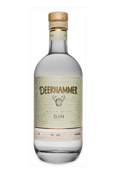 Deerhammer Dutch Style Gin