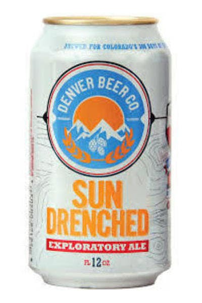 Denver Beer Co. Sun Drenched Ale