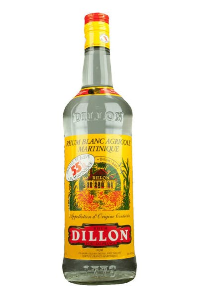 Dillon White Rhum