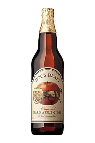 Doc's Original Hard Apple Cider