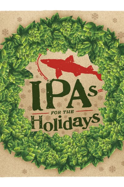 Dogfish Head IPA's For The Holidays