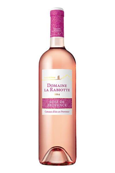 Domaine Rabiotte Aix Provence Rose