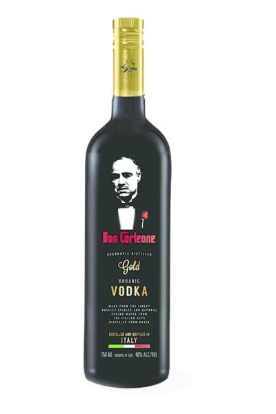 Don Corleone Gold Vodka