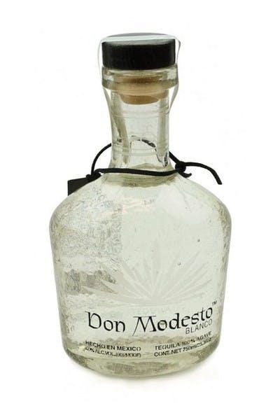 Don Modesto Blanco Tequila