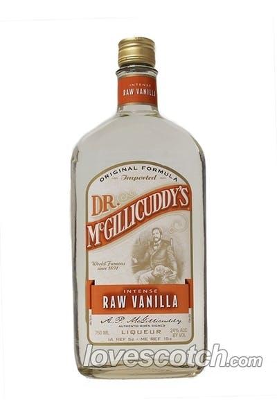 Dr. McGillicuddy's Raw Vanilla