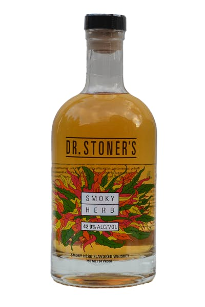 Dr. Stone's Smoky Herb Whiskey