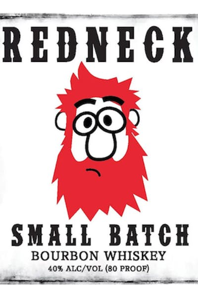 Dumbass Redneck Small Batch Bourbon Whiskey