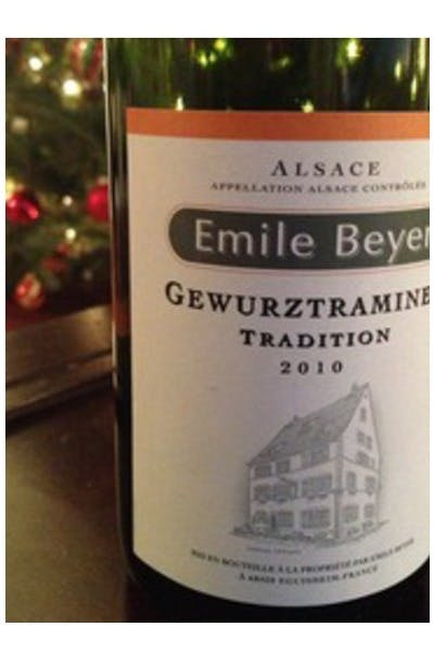 Emile Beyer Gewurztraminer