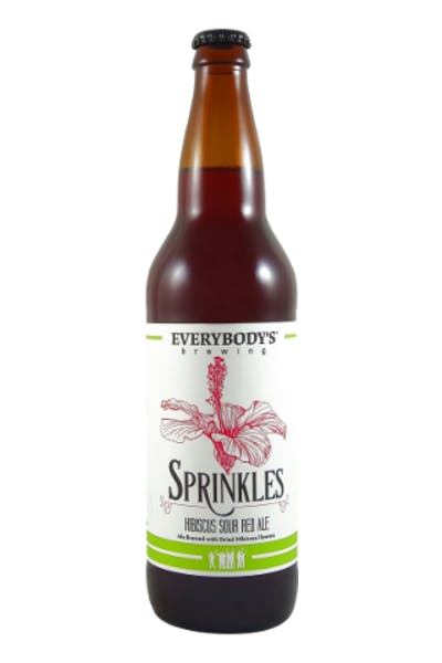 Everybody's Sprinkles Hibiscus Sour