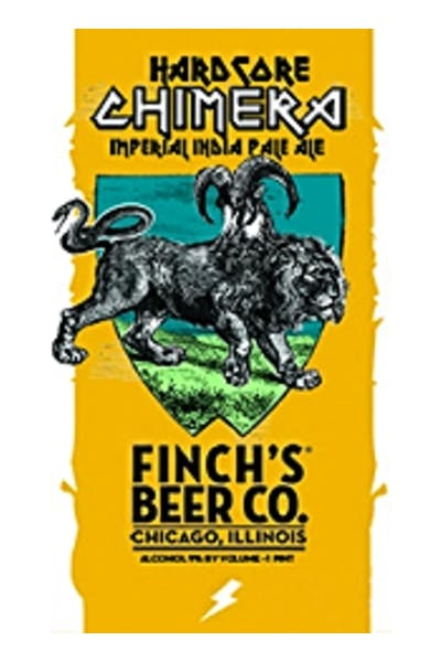 Finch Beer Company Hardcore Chimera IPA 1/6 Keg