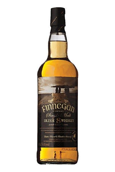 Finnegan 8 Yr Single Malt Irish Whiskey