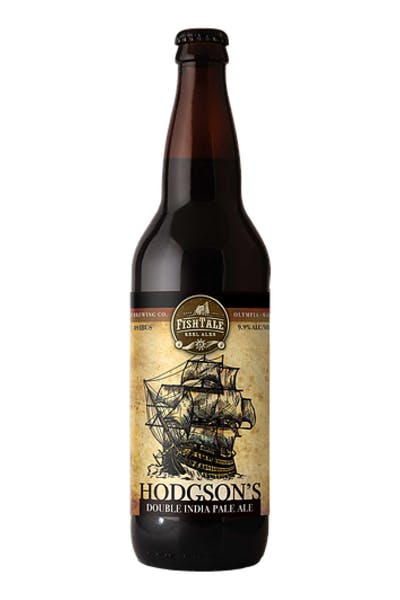 Fishtale Ales Hodgsons Double IPA
