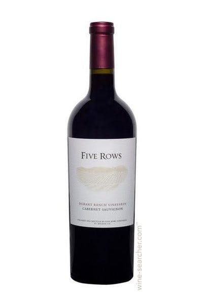 Five Rows Cabernet Sauvignon