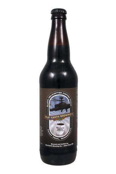 Flat Earth Black Helicopter Stout
