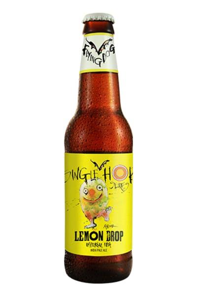 Flying Dog Single Hop Lemon Drop Imperial IPA