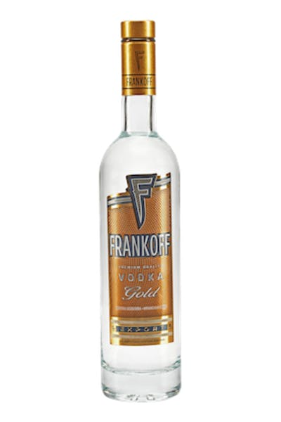 Frankoff Gold Vodka