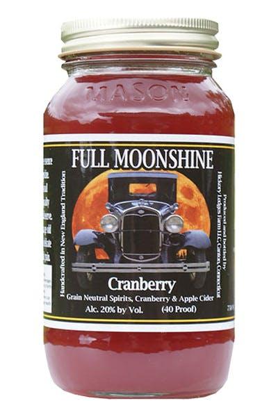 Full Moonshine Cranberry