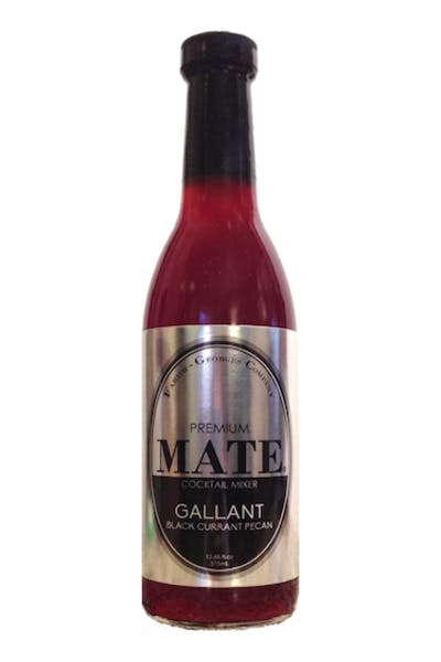 Mate Gallant Black Currant Pecan
