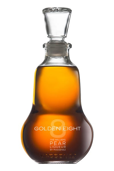 G.E. Massenez 'Golden Eight' The Williams Pear Liqueur