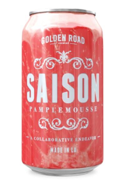 Golden Road Saison Pamplemousse