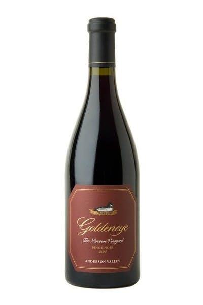 Goldeneye The Narrows Pinot Noir 2012