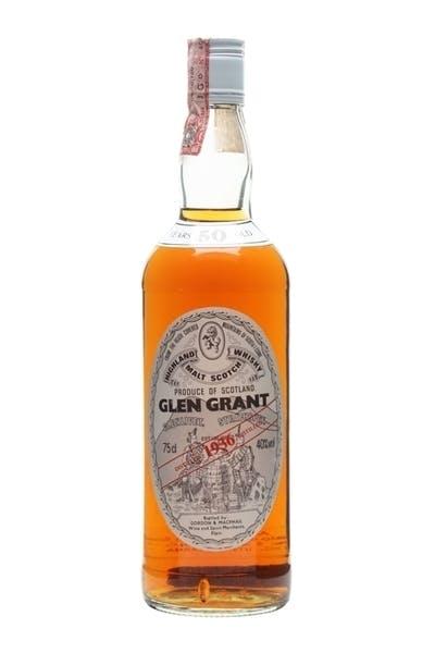 Gordon & MacPhail Glen Grant 50 Year