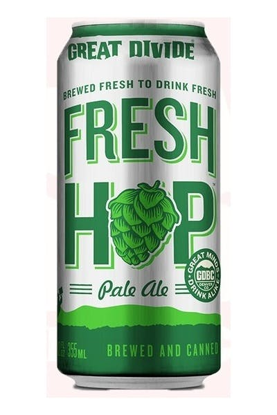 Gread Divide Fresh Hop Pale Ale
