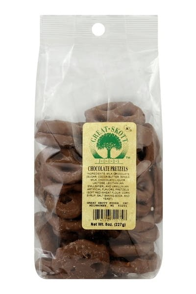 Great Skott Chocolate Raisins