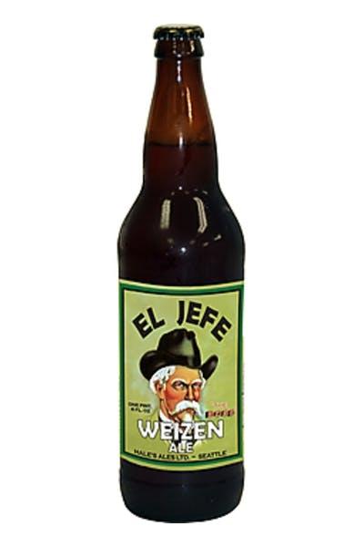 Hale's El Jefe Weizen Ale