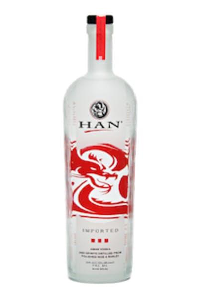 Han Soju Vodka