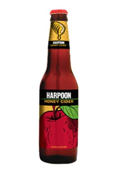 Harpoon Honey Cider