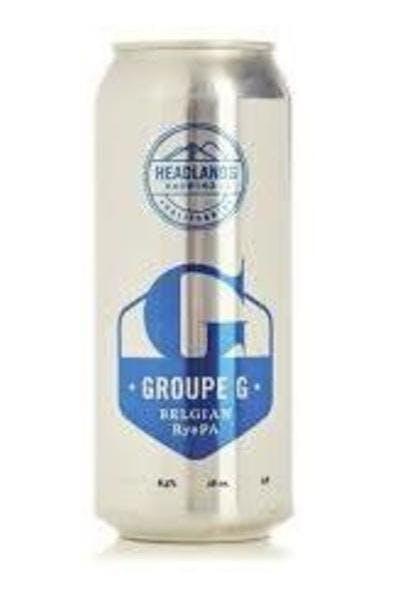 Headlands Group G IPA