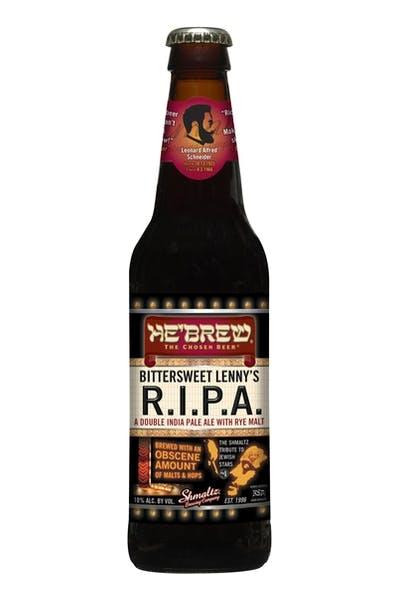 He'brew Bittersweet Lennys R.I.P.A.