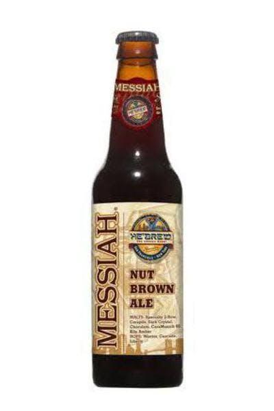 He'brew Messiah Nut Brown Ale