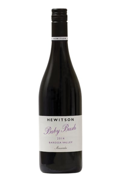 Hewitson 2013 Baby Bush Mourvedre