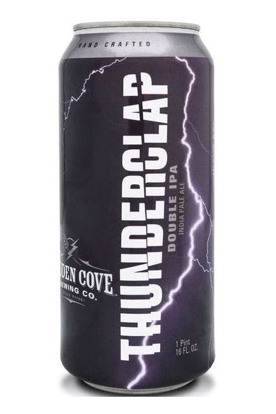 Hidden Cove Thunderclap Double IPA