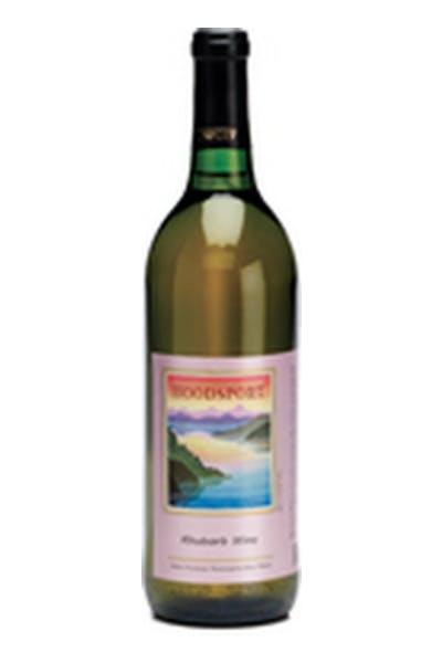 Hoodsport Rhubarb Wine