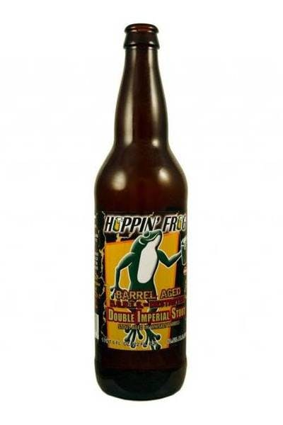 Hoppin' Frog The Destroyer Double Oatmeal Imperial Stout