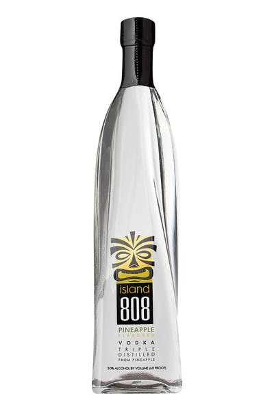 Island 808 Pineapple Vodka